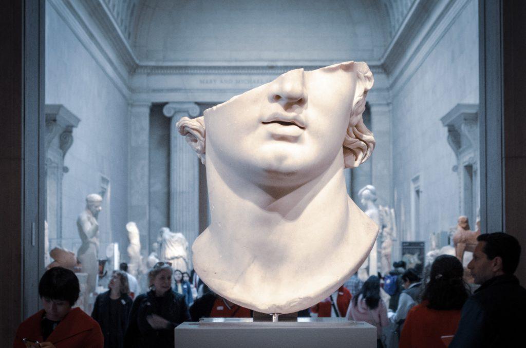 Copywriting des musées