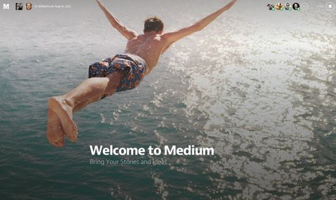 Blog Versus Medium