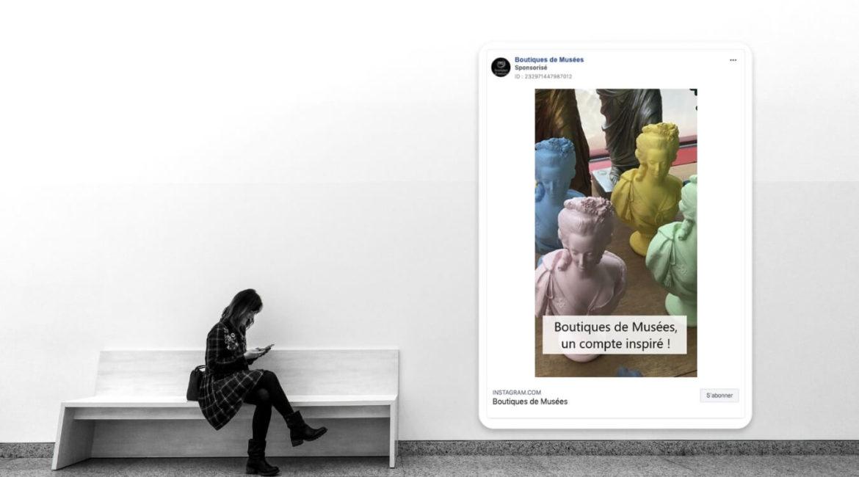10 exemples publicités facebook musée culturel