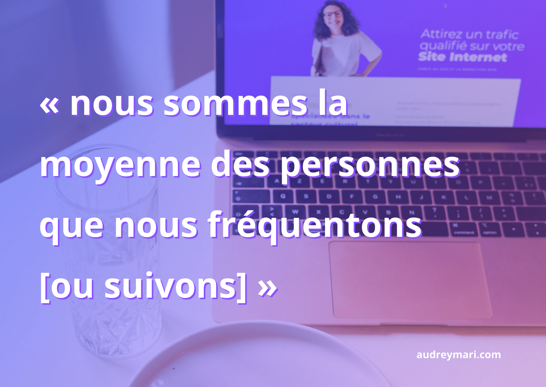 Entrepreneuriat… Les 4 influenceurs B2B français qui m'inspirent