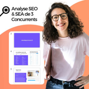 Freelance analyse concurentielle SEO