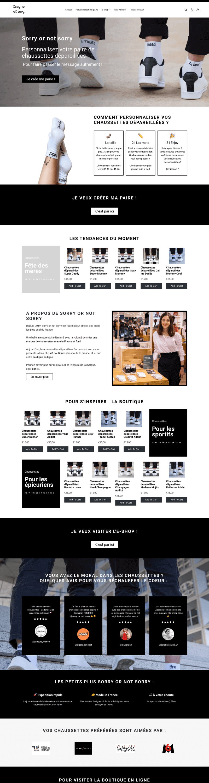 Refonte SEO e-commerce